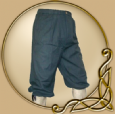 LARP knee-length pants